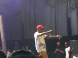 yg dancing